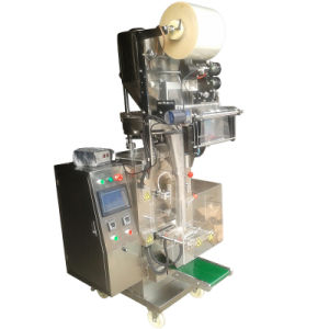 Bag Packing Packaging Machine for Tablet, Capsule, Powder, Granule, Liquid, Coffee/Tea/Oil/Sugar/Cream Liquid Powder Granule Stick Pack/Powder Packing Machine