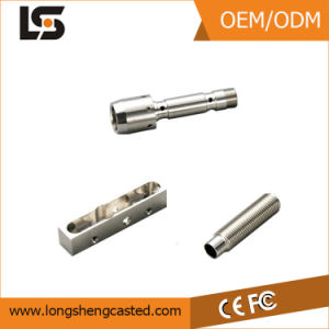 ISO 9001 Firm Aluminum Part CNC Machining
