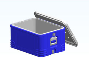 Cooler Box, Ice Box, 65L, Cooler Box pictures & photos
