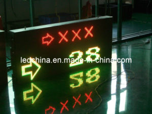 Outdoor Waterproof Dual-Color LED Moving Message Sign pictures & photos