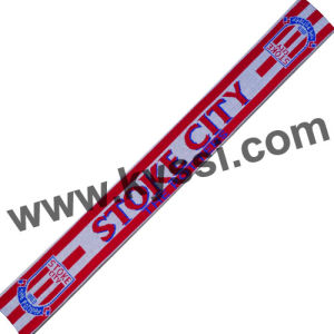 F. A. Premier League Stokecity Team Football Scarf Soccer Scarf