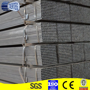 Common Carbon Square Steel Tubing and Pipes pictures & photos