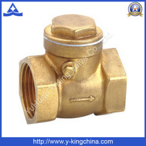 Forged Brass Swing Check Valve (YD-3009) pictures & photos