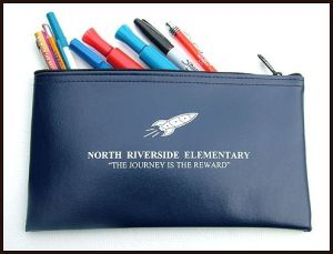 Pen Pencil School Bag for Kids pictures & photos