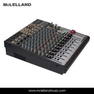 16- Input 2/2-Bus Mixer with Mic Preamps, Eqs, 24-Bit Multi-Fx Processor /Audio Interfacce / Audio Mixer (LM-12FX)