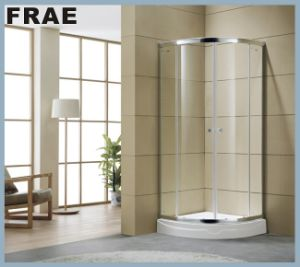 2018 Popular Corner Sliding Door Screen Entry Shower Enclosure Simple Room Cabinet
