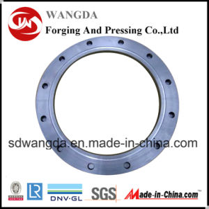 Forged Carbon Steel Welding-Neck 150lbs Flange pictures & photos