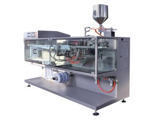 DXDH-L150 HFFS Liquid & Paste Packing Machine pictures & photos