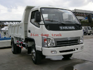 T-King 3 T on Diesel Engine Dump Truck pictures & photos
