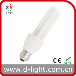 13W U Shape Energy Saving Lamp (2U T4)