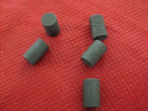 Cylinder Shaped Tsp for Coal Drill Bits