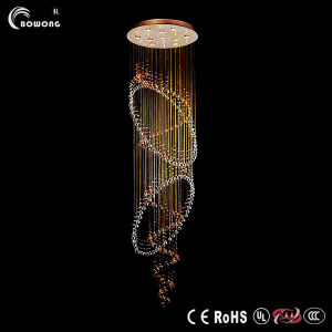 Contemporary Chandelier Pendant Light Crystal Chandelier 8591-10