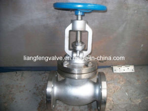 Stainless Steel Flange End Globe Valve