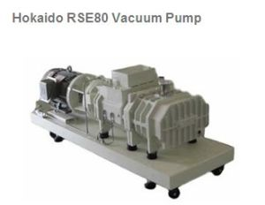 Mono-Crystal Furnace Used Iron Cast Dry Screw Vacuum Pump (RSE0080)