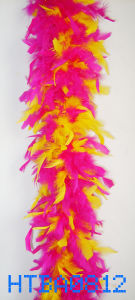 Headmade Natural Turkey/Goose/Duck Feather Boas pictures & photos