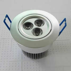 3W LED Ceiling Light / Downlight pictures & photos