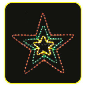 LED Motif Light (SRM) Star pictures & photos