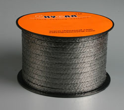 P1100 Expanded Graphite Braided Packing Sealing Material pictures & photos