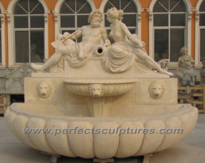 Garden Fountain for Stone Marble Water Fountain (SY-W156) pictures & photos