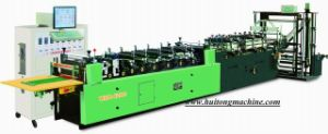 High Speed Three-Size And Centralized Bag-Making Machine WZD-420C