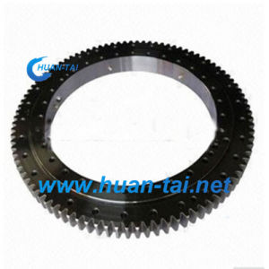Slewing Ring Bearing with External or Internal Gear for Excavator or Crane