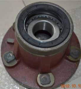 Front Hub Assey T80
