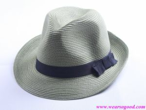 Fashion Man Straw Hat (HY18)