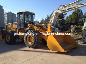 Lw500f 5 Ton Wheel Loader pictures & photos