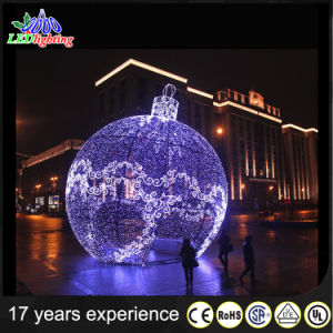 commercial grade christmas holiday decoration light outdoor led giant ball - Commercial Grade Outdoor Christmas Decorations