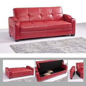 Folding Sofa Bed With Storage Wd 718