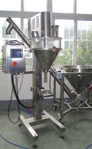 Semi-Automatic Powder Packing Machine (CJSL2000) pictures & photos