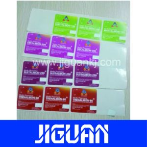 OEM Printing High Performance Hologram Pharmaceutical Packaging Vial Box pictures & photos