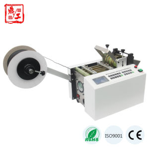 Intelligent PVC Trademark Hot Cold Cutting Tool Slicer Machine pictures & photos