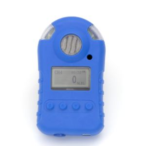 Single Gas Co Carbon Monoxide H2s Gas Detector Portable Gas Detector