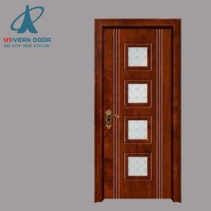 Cheap Price White Interior PVC Sliding Bathroom Doors China PVC - Pvc bathroom doors