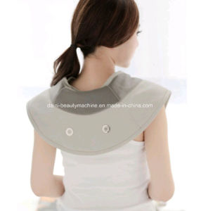 Professional Neck Shoulder Shiatsu Vibration Massage with Heat pictures & photos