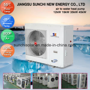 3kw 5kw 7kw 9kw Airto Air Heat Pump Water Heater pictures & photos