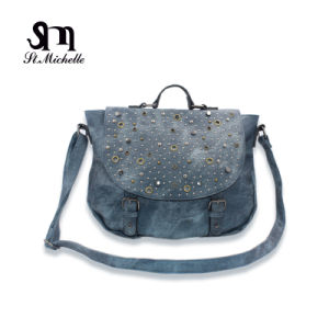 Hot Style Hobo Denim Bag for Woman pictures & photos