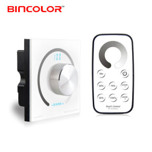 China digital display pwm led strip dimmer controller push button rf digital display pwm led strip dimmer controller push button rf touch dimmer switch for led lights aloadofball Choice Image