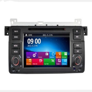 Car DVD Player with GPS Navigations System for BMW E46