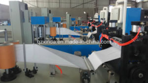 Automatic Embossed Printing Serviette Paper Folding Tissue Napkin Product Machine pictures & photos