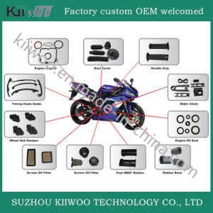 High Quality Performance Silicon Rubber Auto Parts