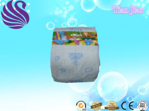 OEM Soft Breathable Disposable Baby Nappy with Cheap Price pictures & photos