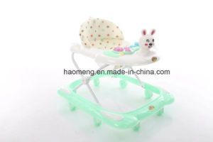 Three-Dimensional Music Dashboard Baby Walker with Music pictures & photos