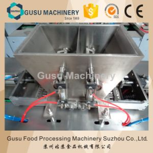 Ce Factory Price Chocolate Moulding Depositing Machine (QJJ175) pictures & photos
