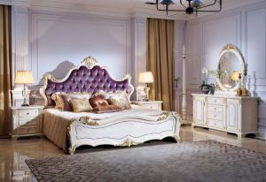 Classical MDF Furniture Bedroom