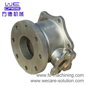Sand Casting Railway Machining Parts