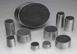 Catalytic Converter Honeycomb Metal Catalytic Substrate for Car/ Automotor pictures & photos