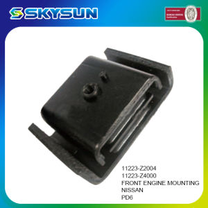 Truck Spare Parts 11223-Z2004/11223-Z4000 Front Engine Mount for Nissan Pd6 pictures & photos