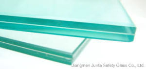 Laminated Glass for Floor or Ground (both outdoor or indoor)